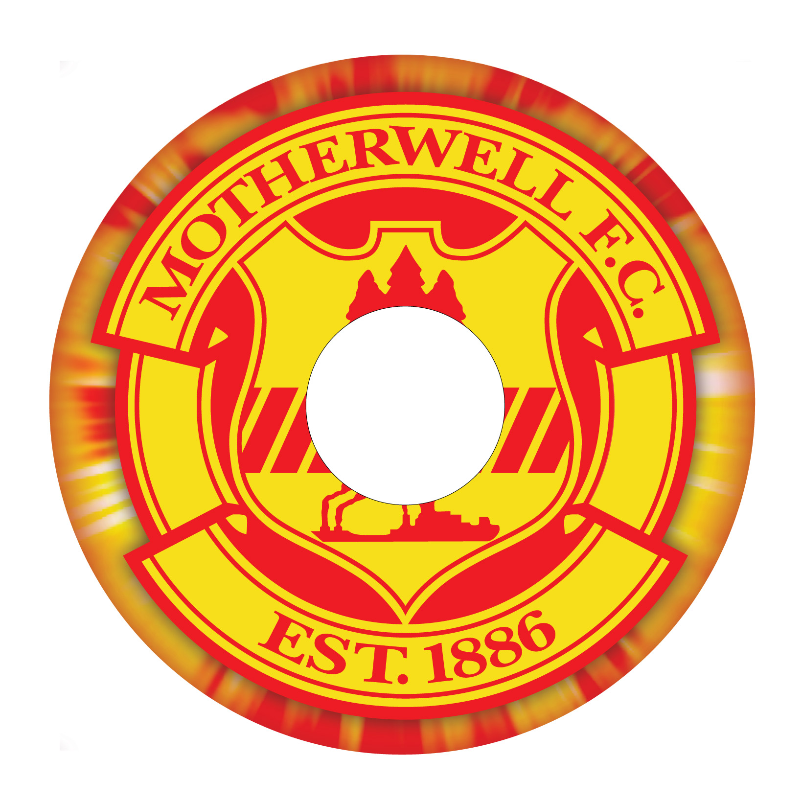 Fudbalski amblemi Motherwell.FC.Wheel.Cover
